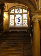 Staircase of the Liberec town hall
