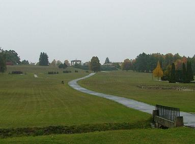 Lidice valley