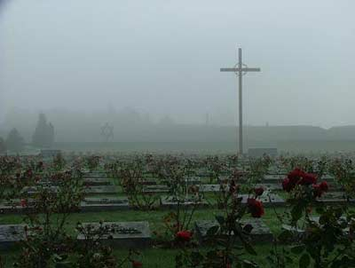 Nationel cemetery, Terezin